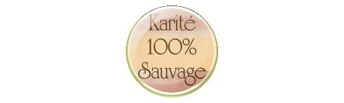 Karité 100% sauvage